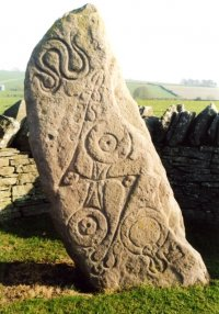 The Aberlemno I stone