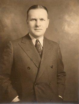 Portrait of James D. Maver, Sr.