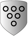 Ring version of the Maver coat of arms